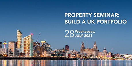 Build a UK property porfolio tickets