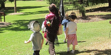 School Holiday Activity: STORY TELLING QUEST: LandQuest! tickets