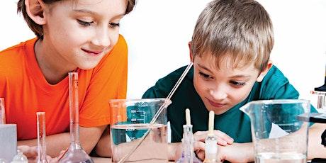 Science Week: Science Using Food Workshop - AGES 6-10 YEARS tickets