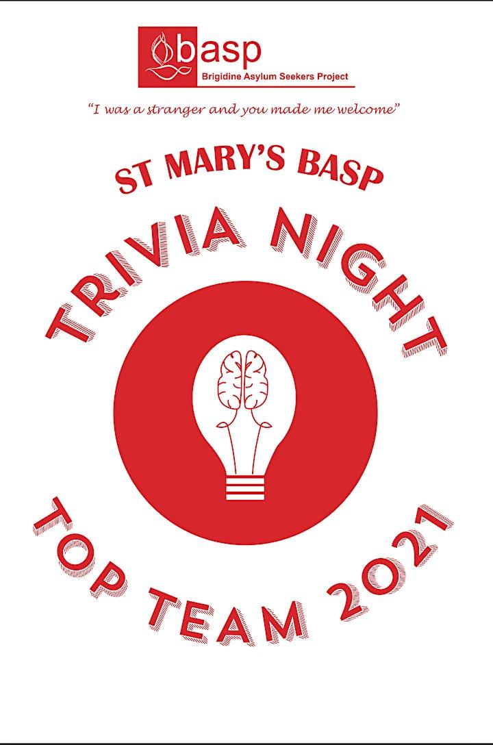 BASP Online Trivia Night image