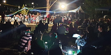 Carols in the Park - Christmas Eve tickets