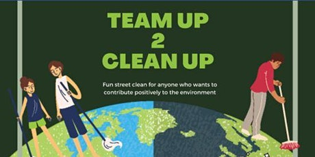 Team Up 2 Clean Up - 8th August (Sunday) tickets