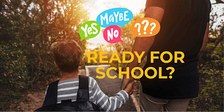 Fathers and School Readiness Webinar tickets
