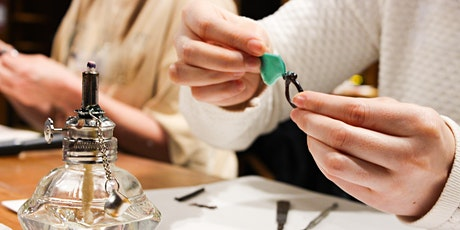 WORKSHOP | Lost-wax Carved  Silver Rings with Jess Blak tickets