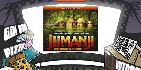 Jumanji (2017) - PoshFlix Cinema tickets