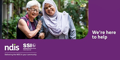 Free information session on Understanding NDIS in Mandarin tickets