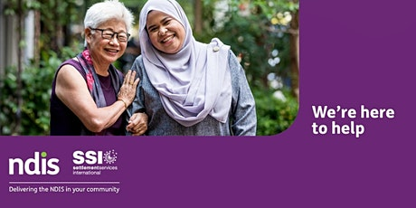 Understanding NDIS information session - English tickets