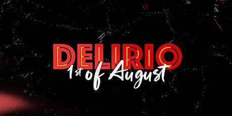 DELIRIO tickets