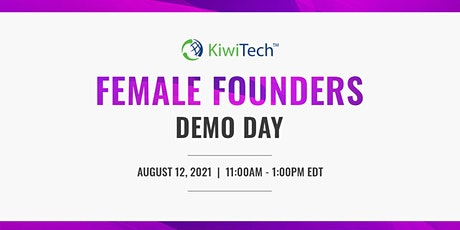 Female Founders Demo Day tickets