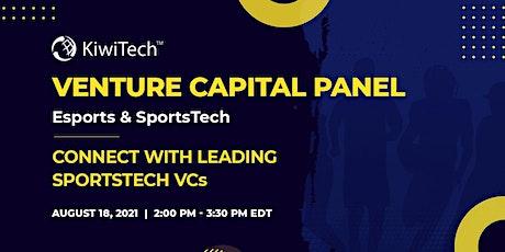 VC Panel - Esports & SportsTech tickets