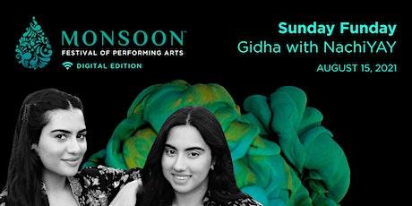 Sunday Funday - Gidha with NachiYAY tickets