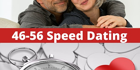 46-56  Speed Dating tickets