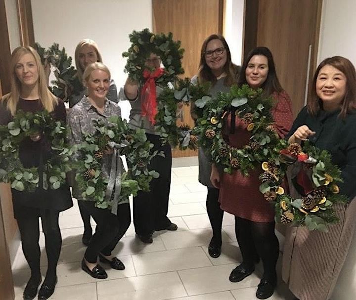 Wreath Making Workshop image