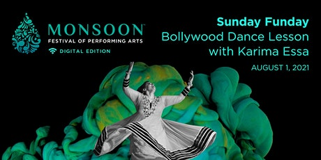Sunday Funday - Bollywood with Karima Essa biglietti