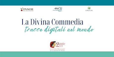 La Divina Commedia: tracce digitali nel mondo biglietti