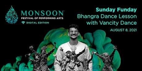 Sunday Funday - Bhangra with Vancity Dance tickets