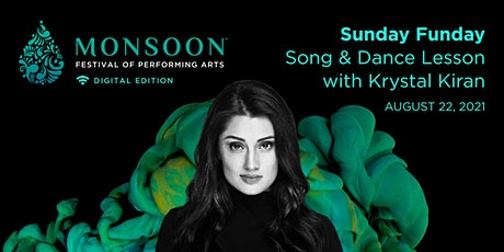Sunday Funday - Song & Dance with Krystal Kiran tickets
