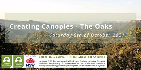 Creating Canopies at The Oaks tickets