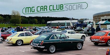 Vehicle Exhibitors: MGCC Social Event tickets