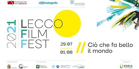 Lecco Film Fest: Masterclass con Giulio Base biglietti