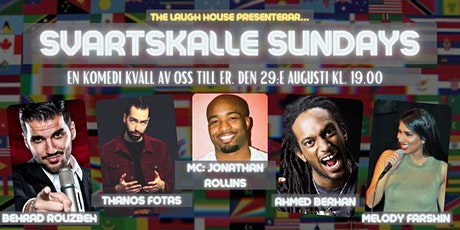 Svartskalle Sunday Premiär! 29:e augusti biljetter