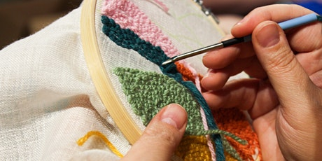 WORKSHOP | Punch Needle with Alice Nightingale tickets