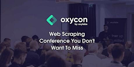 OxyCon 2021 tickets