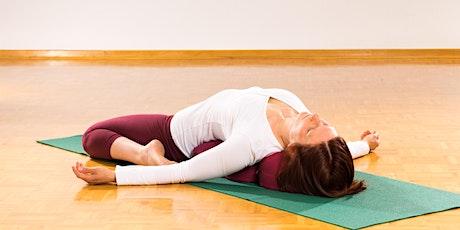 Yin Yoga und Faszientraining Tickets