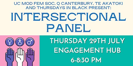 Intersectional Feminism Panel Discussion tickets