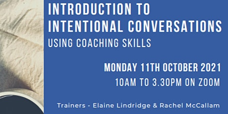 Introduction to Intentional Conversations tickets