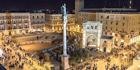 Tour of Lecce biglietti