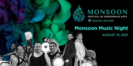 Monsoon Music Night tickets