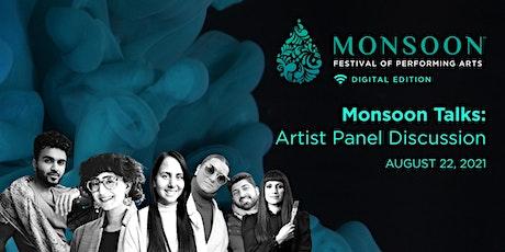 Monsoon Talks:  Artist Panel Discussion tickets