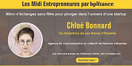 Midi Entrepreneures  #20 billets