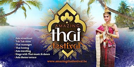 Amazing Thai Festival - Kempen 2021 tickets