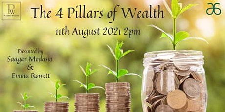 The 4 Pillars of Wealth tickets