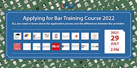 Bar Training Course 2022 Workshop with UKEC tickets