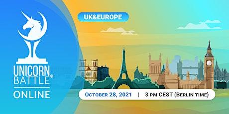 Unicorn Battle in UK&Europe tickets