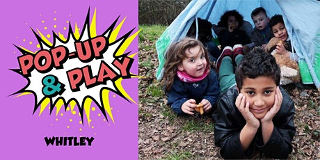 Pop-up and Play - Whitley Four Day Ticket 9-12th August tickets