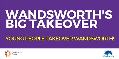 WBC   Wandsworth's BIG Takeover 2021 tickets