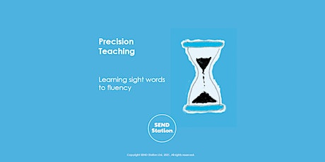 Precision Teaching - Sight words to fluency tickets