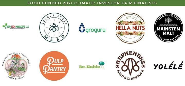 FOOD FUNDED 2021 Climate image