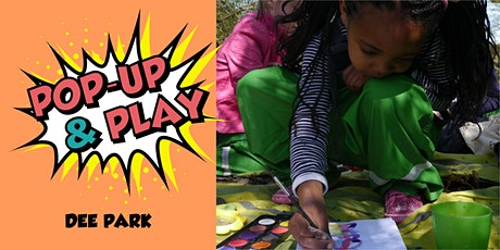 Pop-up and Play - Dee Park Four Day Ticket 16th-19th August tickets