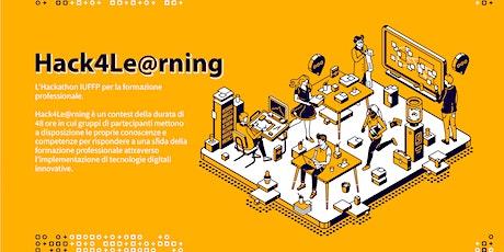 Hack4Le@rning biglietti