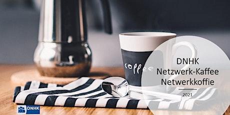 Kom koffiedrinken met het DNHK-netwerk! tickets