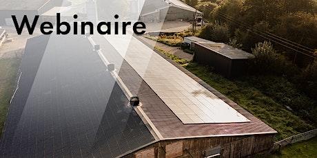 WEBINAIRE Repowering : améliorer les gains de production d'installations PV billets