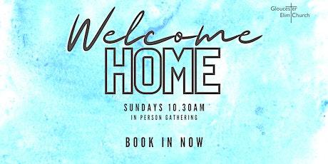 Sunday Morning Service 25th July tickets