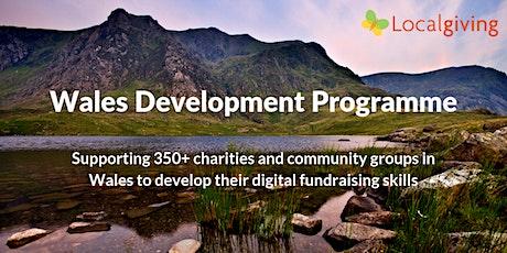 Crowdfund Wales Promotion tickets