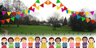 Rhymetime in Roundshaw Park