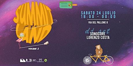 SUMMIT LAND VOL. 2 // Super Santos - Un'Estate nel Pallone biglietti